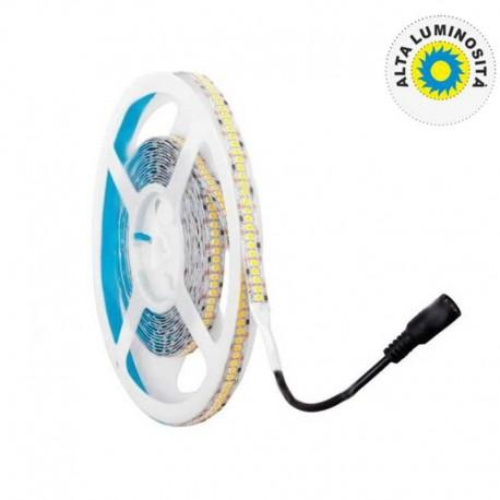 Strip LED 2835 IP20 240 Led/mt 15w/mt Luce Natura V-TAC
