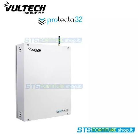 Centrale Allarme 32 Zone GSM/GPRS Vultech Security PTC-32