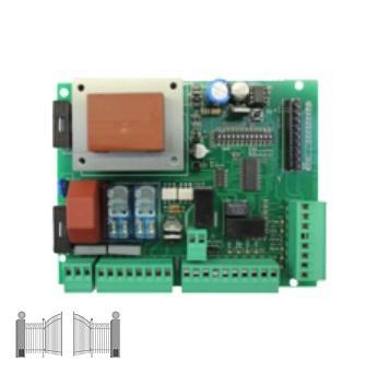 Centralina per Automazione Battente 230V con Modulo Radio 433 Mhz Lutec