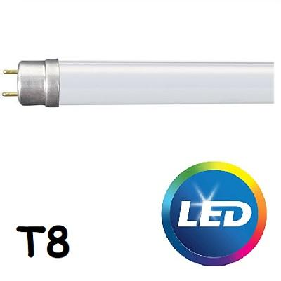 Neon Led T8 60cm 9w Luce Fredda 900 Lumen Century
