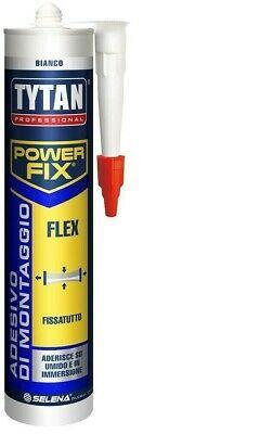 Adesivo Fissatutto TYTAN Power Fix 290ml Selena Italia srl