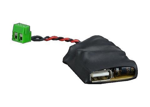 Alimentatore USB 220V 1A su scheda