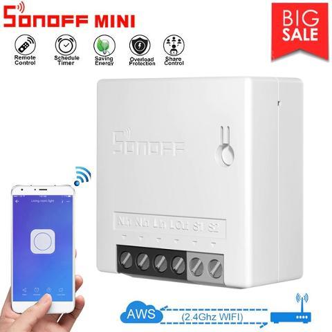 Interruttore WiFi MINI 1 Canale 230V SONOFF