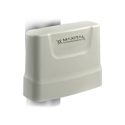 Amplificatore Antenna 1 Ingresso 20 dB Logaritma UHF+VHF 1 Uscita FTE Maximal