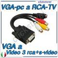 Adattatore da VGA a RCA