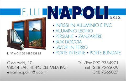 F.LLI NAPOLI SRLS