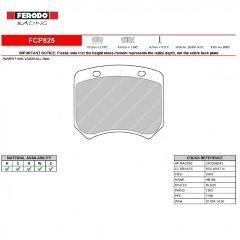 Pastiglie Freno Racing Ferodo  Racing