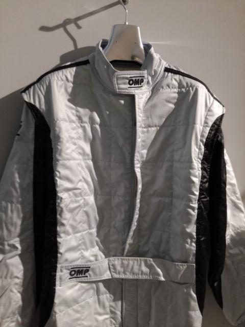 Tuta ignifuga Racing OMP Tecnica Plus 2