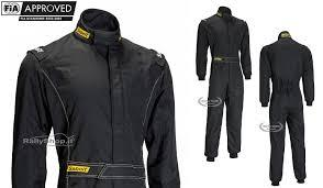 Tuta ignifuga Racing SABELT TI-090