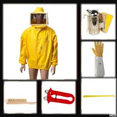 Kit attrezzatura apicoltore