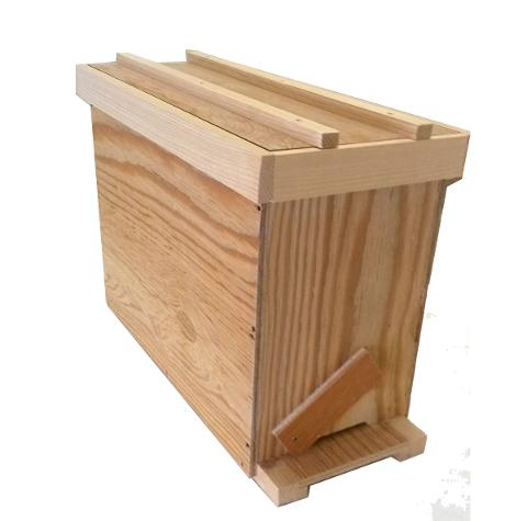Cassettino Portasciami in legno  (NON VERNICIATO)