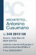 Architetto Geometra Antonino Cusumano