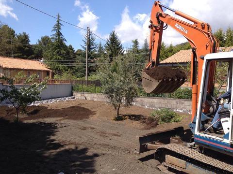 Scavi, demolizioni e movimento terra