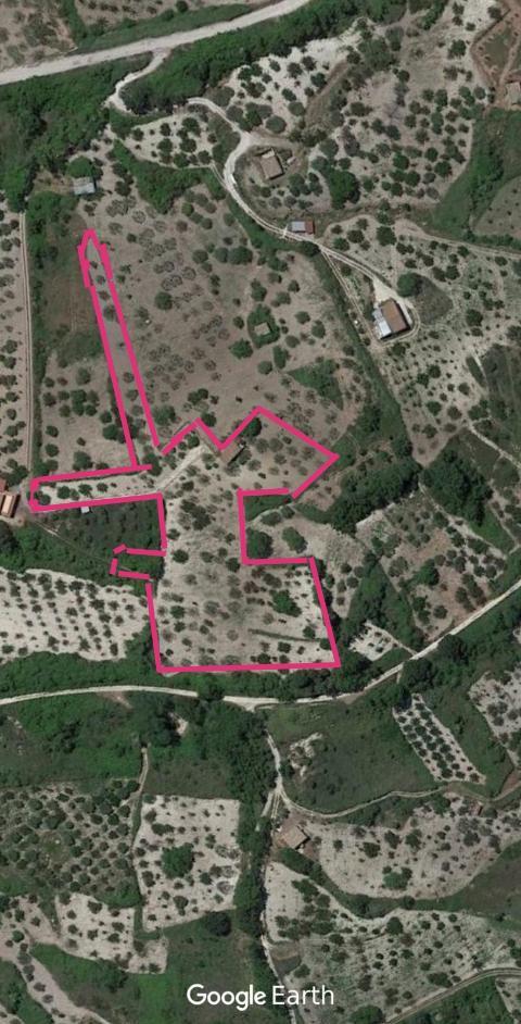 Terreno Agricolo in Vendita a Chiusa Sclafani (Palermo)