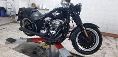 Lavaggio motociclette e  scooter