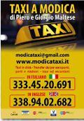 Modica Taxi di G.Maltese