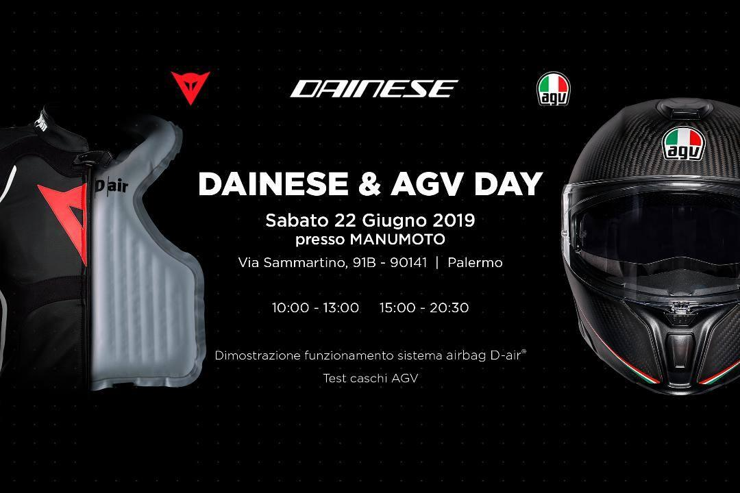 Safety Day Dainese AGV