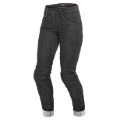 ALBA SLIM LADY JEANS Dainese DENIM Black-Rinsed