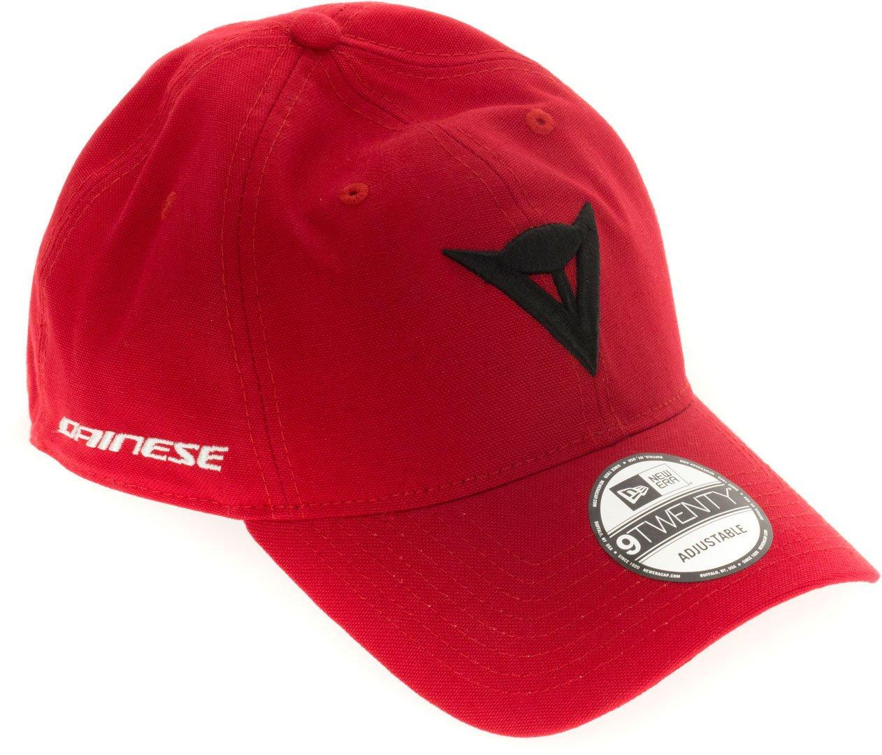 DAINESE 9TWENTY CANVAS RED  Dainese  Cappellino Canvas Strapback Cap