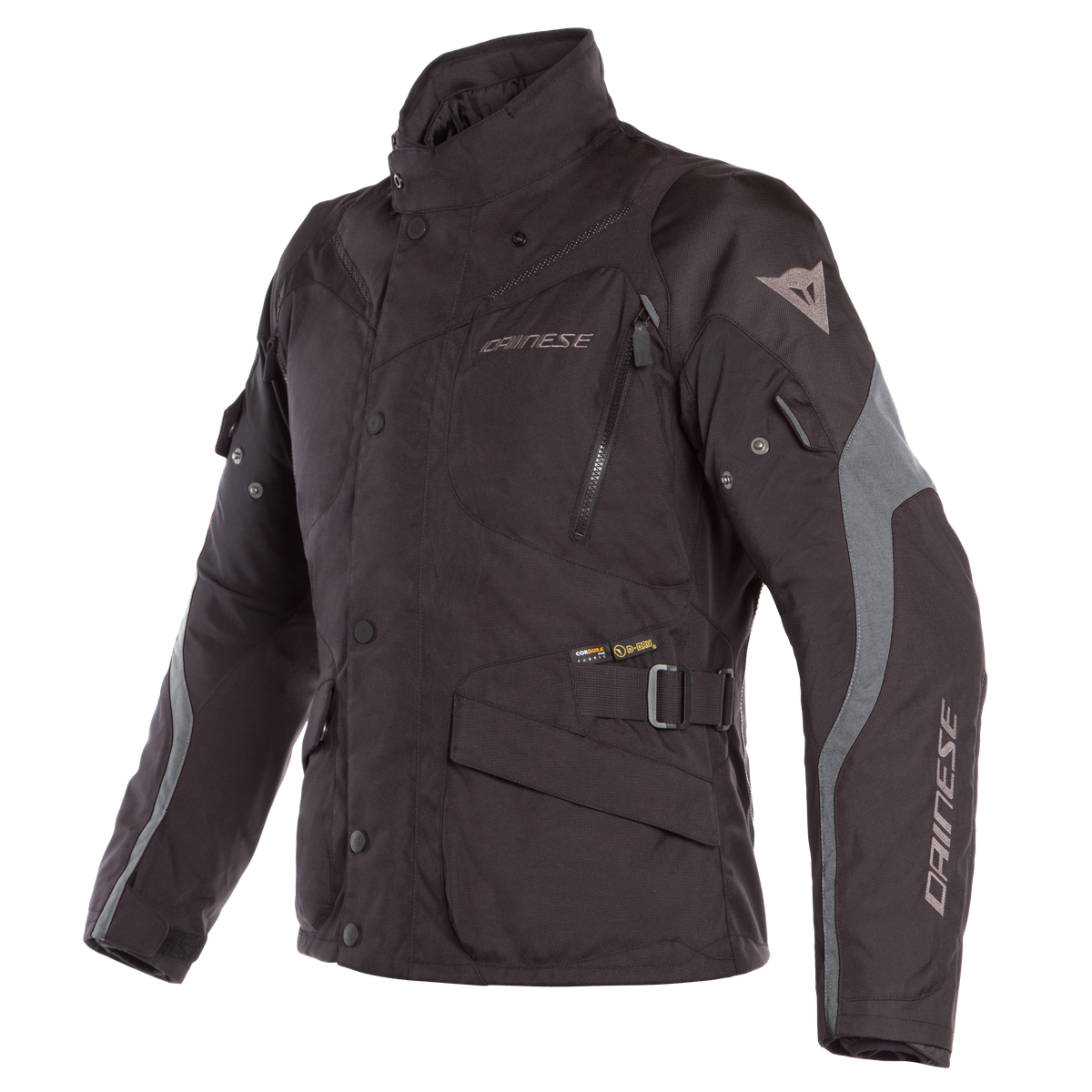 GIACCA MOTO TOURING URBAN IN CORDURA D-DRY Dainese TEMPEST 2 Black/Black/Ebony