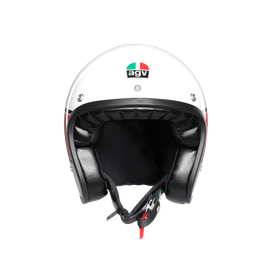 X70 MULTI E2205 -  AGV  MINO 73 WHITE/RED