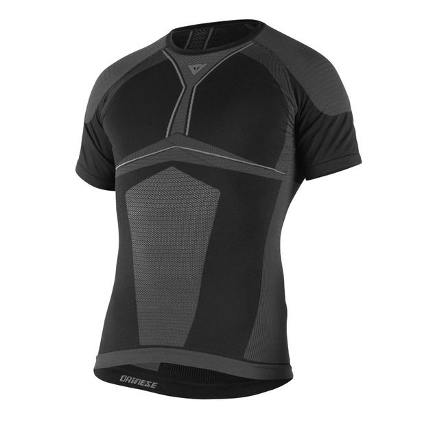 MAGLIA  DA MOTO ESTIVA T-SHIRT DRY SUMMER  Dainese D-CORE DRY TEE SS ANTHRACITE