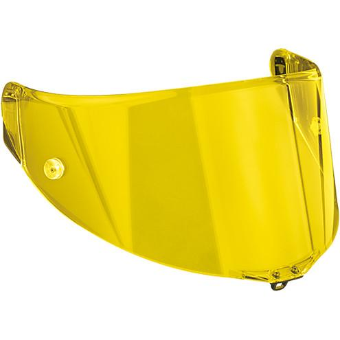 VISIERA PISTA GP R - VELOCE S - CORSA R - VISOR RACE 2 E2205 AS AGV YELLOW