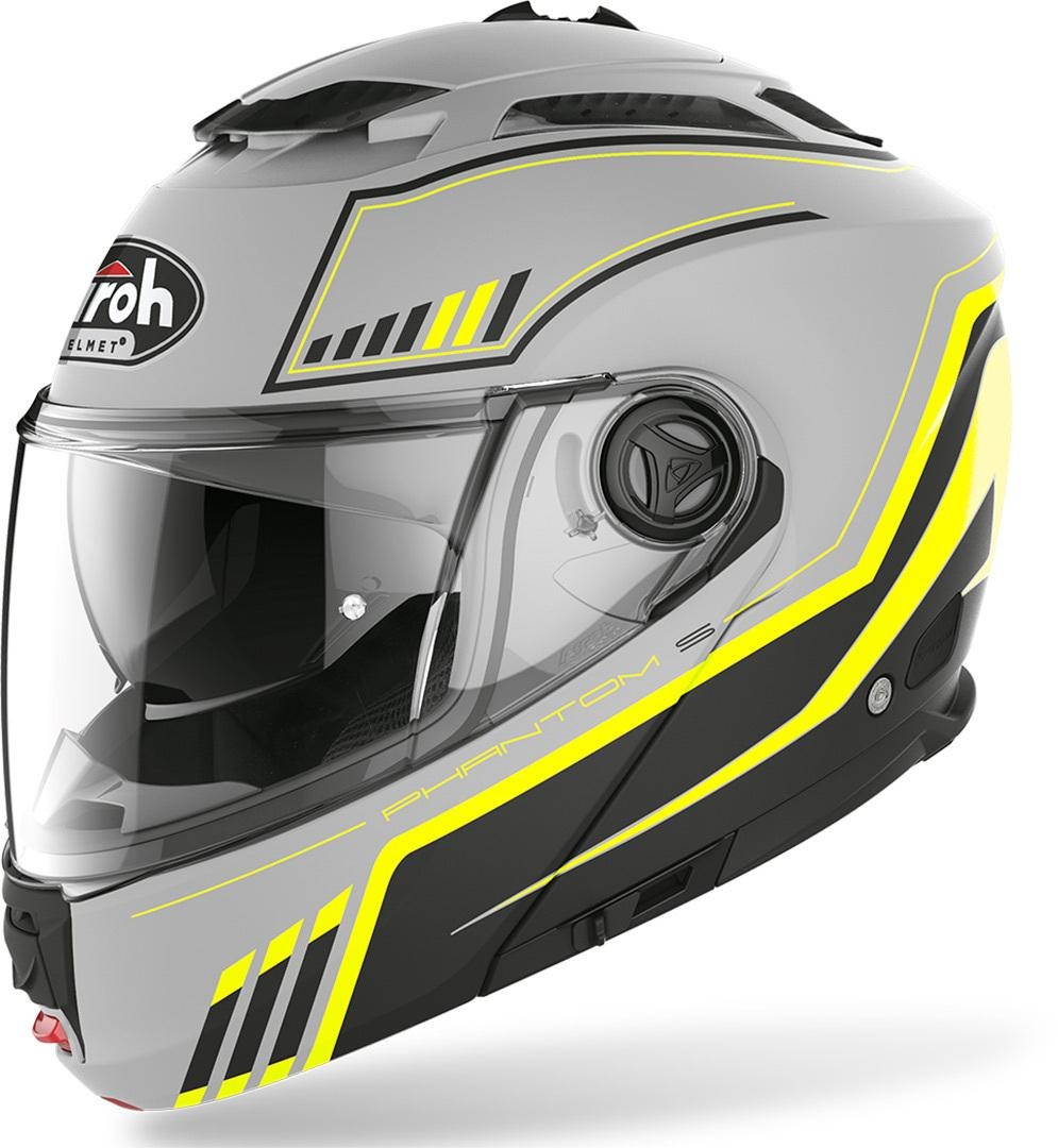 Airoh Phantom S Beat casco AIROH Casco  Modulare  in HRT (High Resistant Thermoplastic