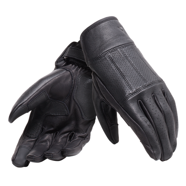 HI-JACK UNISEX GLOVES Dainese BLACK