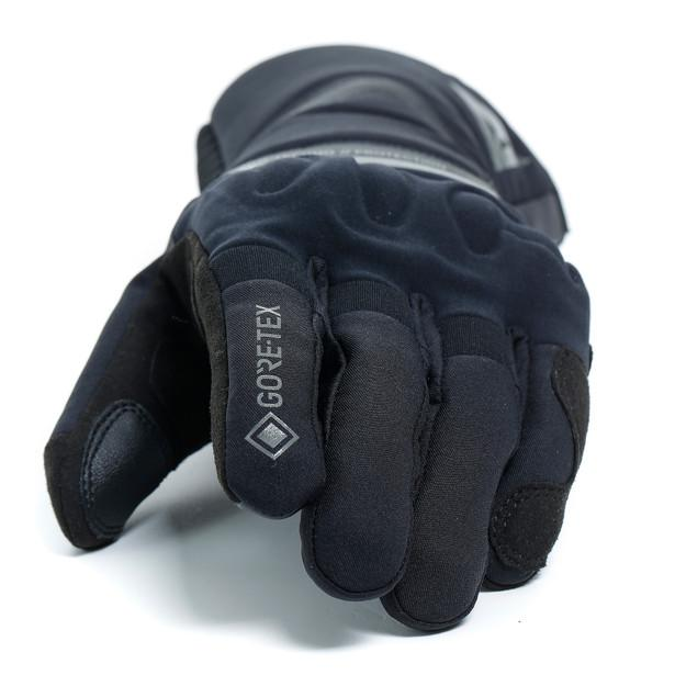 NEMBO GORE-TEX GLOVES+GORE GRIP TECHNOLOGY Dainese BLACK