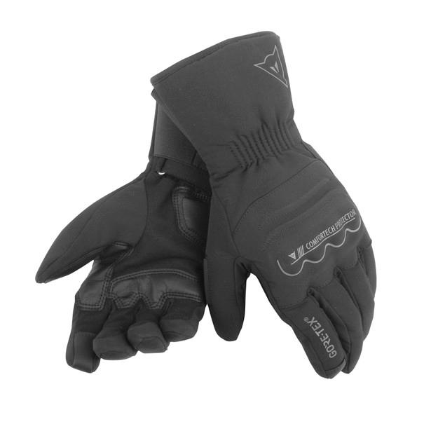 FREELAND GORE-TEX® GLOVES Dainese Black/Black