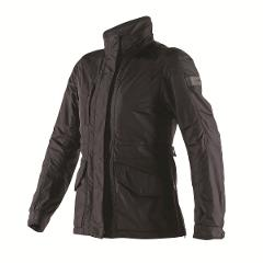 JADE - GIACCA MOTO LADY CITY URBAN LONG IN GORE-TEX Dainese black