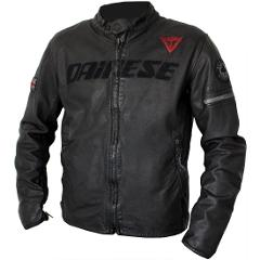 ARCHIVIO LEATHER JACKET Dainese antracite