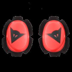 PISTA KNEE SLIDER Dainese  FLUO-RED/BLACK