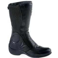 LOLA LADY GORE-TEX BOOTS Dainese Stivali da donna neri in Gore-Tex 100% impermeabili e traspiranti