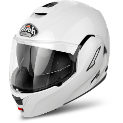 REV AIROH WHITE GLOSS