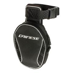 BORSELLO DA GAMBA CATARIFRANGENTE Dainese LEG-BAG STEALTH-BLACK