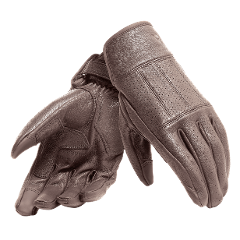 HI-JACK UNISEX GLOVES Dainese DARK BROWN
