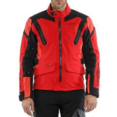 TONALE D-DRY JACKET Dainese   Lava-Red/Black