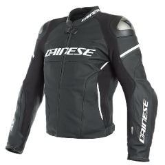 RACING 3 D-AIR LEATHER JACKET Dainese  D AIR STAND ALONE