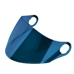 VISIERA ORBYT/FLUID ( XS-S ) IRIDIUM BLUE AGV VISOR CITY 18