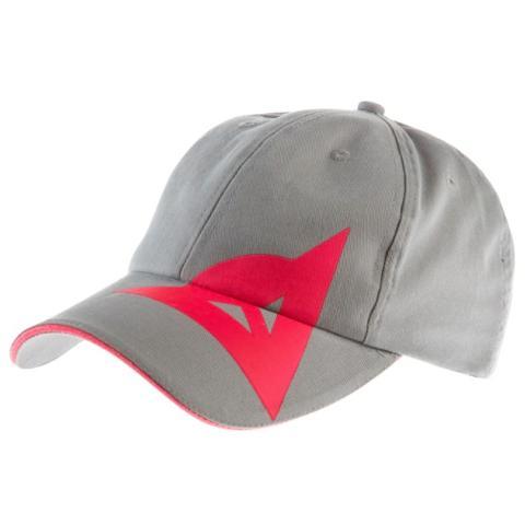 DAINESE CAPPELLINO LADY CON VISIERA FLUO CAP  Dainese  Cappellino Dainese con visiera e chiusura regolabile