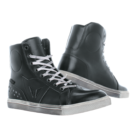 STREET ROCKER D-WP® LADY SHOES  Dainese  Black/antracite