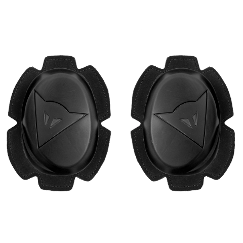 PISTA KNEE SLIDER Dainese  BLACK/BLACK