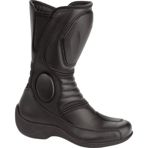 SIREN D-WP LADY BOOTS Dainese BLACK/BLACK