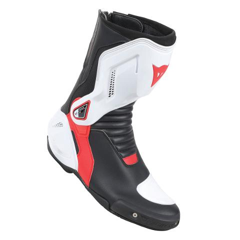 NEXUS BOOTS Dainese Black/White/Lava-Red