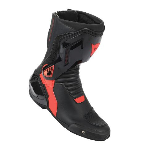 NEXUS BOOTS Dainese Black/Fluo-Red