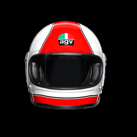 X3000 MULTI   AGV  SUPER AGV RED/WHITE