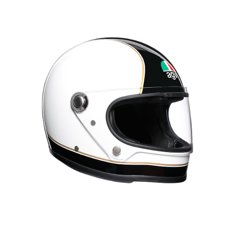X3000 MULTI  AGV  SUPER AGV BLACK/WHITE