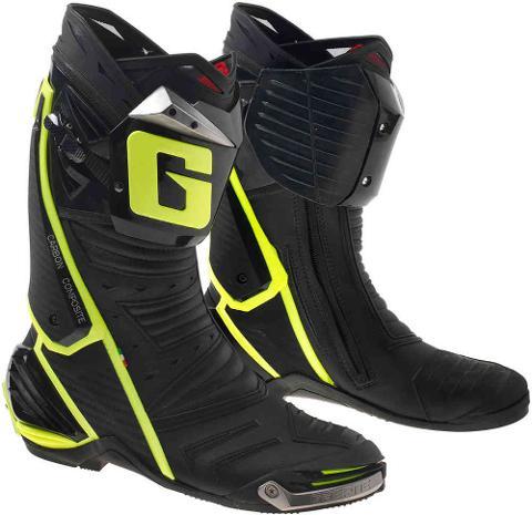 STIVALE GAERNE MOD. GP1  Gaerne  Black/ Yellow